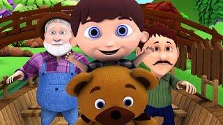 Джек ловкий | детские стишки | Детские песни | мультфильмы для детей | Jack Is Nimble