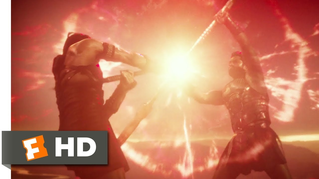 Download Gods of Egypt (2016) - The Battle for Mankind Begins Scene (9/11) | Movieclips