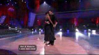 mel b and maks paso doble tango