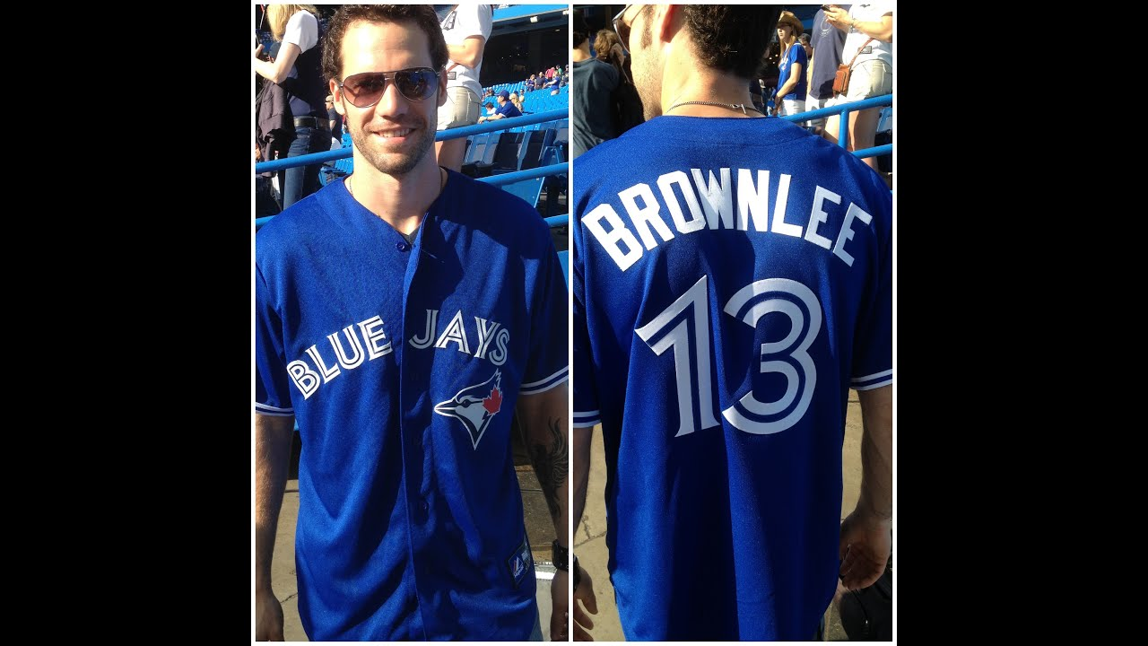 Chad Brownlee - Toronto Blue Jays Opening Pitch