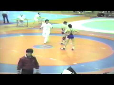 1987 National Espoir Championships Match 5