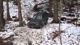 Jazda OFF ROAD 4x4 – Wałbrzych video
