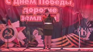 Концерт посвященный Дню Победы Подъем Михайловка Волжский район