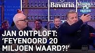 Jan ontploft: 'Feyenoord 20 miljoen waard?!' | VERONICA INSIDE