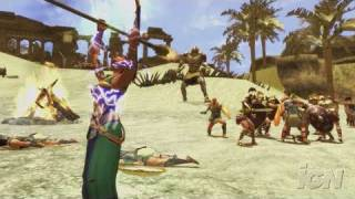 Gods & Heroes: Rome Rising PC Games Trailer - Trailer