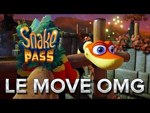 Snake Pass #2 : LE MOVE OMG