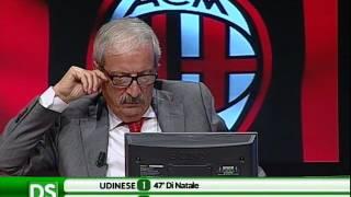 Diretta Stadio 7Gold Milan Napoli 0-4 SerieA