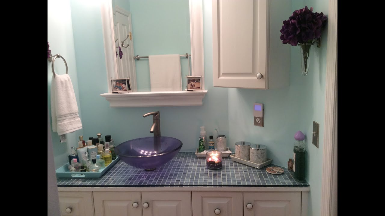 Bathroom tour and organization part 1 what 39 s in my for What s new in bathrooms