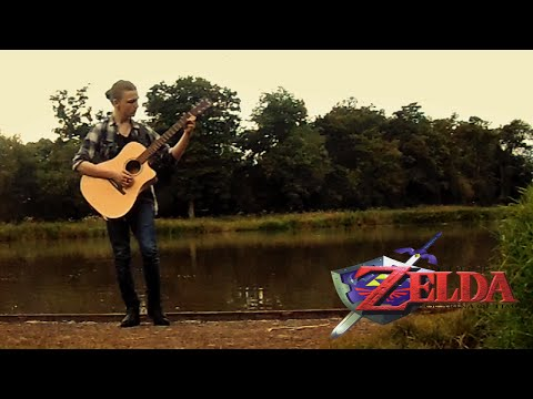 Legend of Zelda: Ocarina of Time - Serenade of Water Acoustic Cover