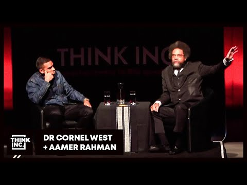 An Evening with Dr. Cornel West (FULL Q&A) | THINK INC | (Melbourne)