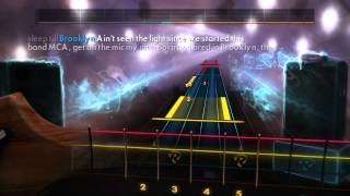 Beastie Boys   No Sleep `Till Brooklyn Rocksmith 2014 Bass 100
