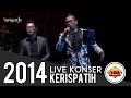 KONSER ~ Kerispatih feat. Sammy Simorangkir - Tertatih  (Live Surabaya 5 Desember 2014)