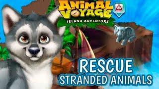 Спасение Животных как Ледниковый Период Начало Приключений Детское Видео Игровой Мультик