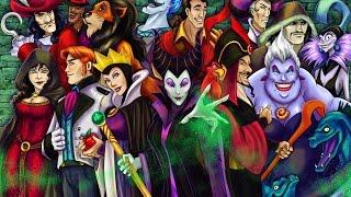 Deadskullable's Top 30 Favorite Disney Villains