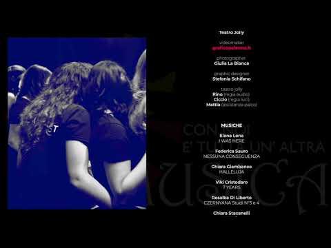 Promo 2019 Con Noi è Tutta Un'Altra Musica