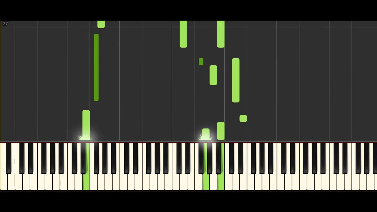 Lady Gaga, Bradley Cooper - Shallow (A Star Is Born) - EASY Piano Tutorial  by Lelo Nahssen