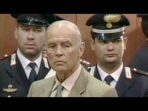 Priebke, a Nazi war criminal