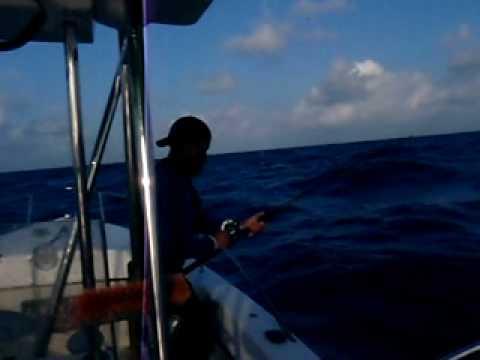 la pesca en salinas,puerto rico