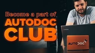 A unique service of AUTODOC CLUB — all about cars from A to Z in plain English thumbnail