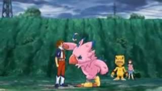Masaru Daimon vs. Piyomon thumbnail