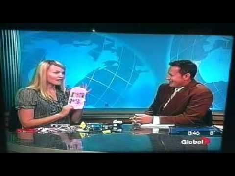 Kula Klips on Global Edmonton