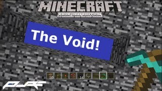 how to get to the void on minecraft xbox 360 edition