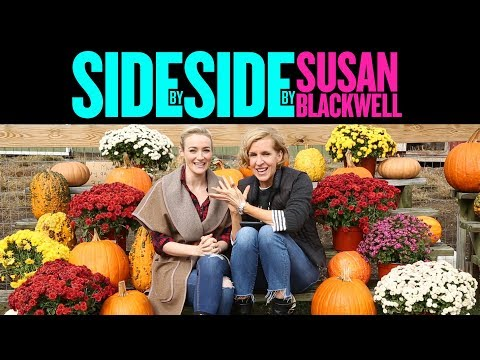 SIDE BY SIDE BY SUSAN BLACKWELL: Betsy Wolfe of WAITRESS
