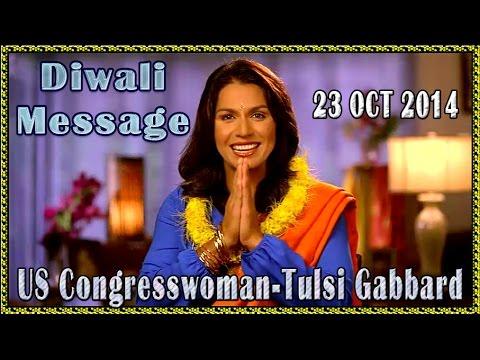 US CONGRESSWOMAN MS.TULSI GABBARD