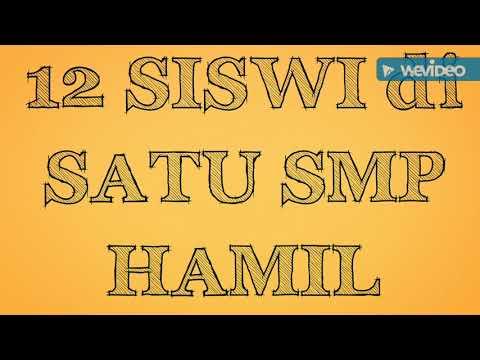 Viral!!! 12 Siswi di Satu SMP Hamil thumbnail