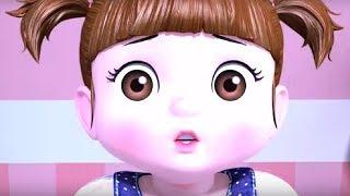Страшный Сейо + Семена с секретом - Консуни- сборник - Мультфильмы для девочек - Kids Videos