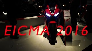 EICMA 2016 | ALL THE BIKES AND NEWS | TUTTE LE MOTO
