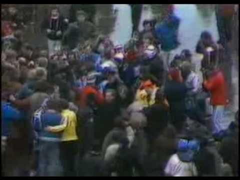 Eindsprint Elfstedentocht 1985 Mp4 Youtube