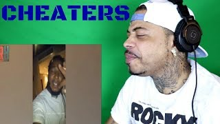 Funniest Cheaters Caught In The Act REACTION