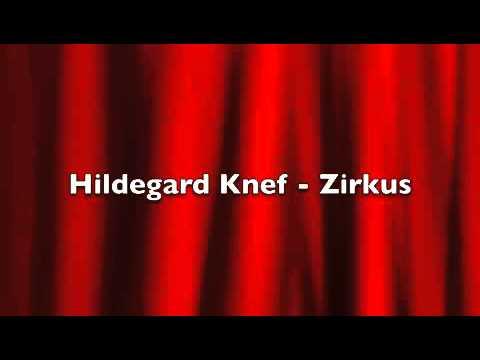 Hildegard Knef - Zirkus