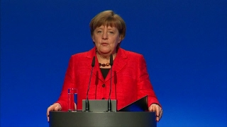 Dutch General election  German Chancellor Angela Merkel  very happy  over results