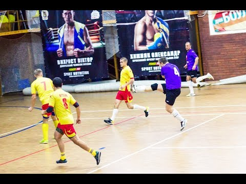 Обзор матча #itliga Playtika - Ciklum United (15 сезон, осень 2017 года)