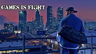 POLICE FIGHT!  | GTA 5 Gameplay HD [2017] G.i.F ✔