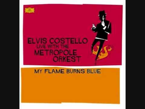 God Give Me Strength - Elvis Costello (With Lyrics)