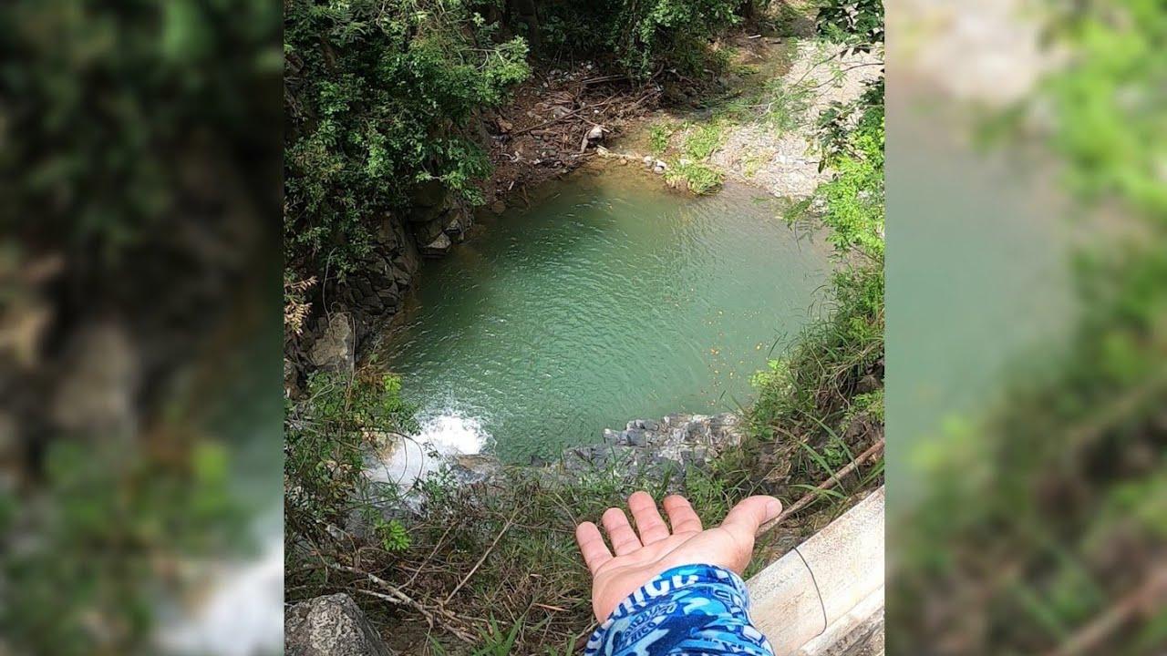 Increible 😱 un Charco en Rincon 🇵🇷 y LLegas Desde el Carro 😍 Mega Paraiso Verde Esmeralda 💚