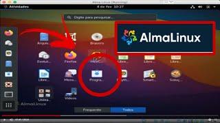 AlmaLinux Beta Lancado o Substituto de CentOs Linux – Alma Linux 8.3 Review