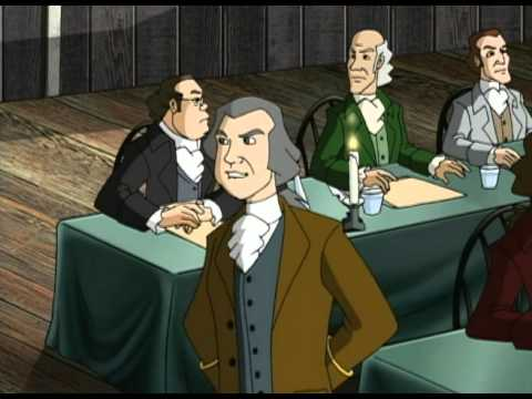 Liberty's Kids   Season 01 Episode 08   The Second Continental Congress