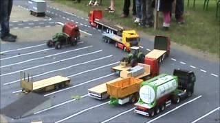 Les camions rc avec ADImin