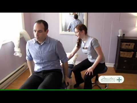 Maritime Osteopathy - Thoracic Cage Stretch 2