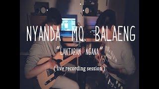 Nyanda Mo Balaeng (Lantaran Ngana) - ENDA ft. INDRA 'TUJU' (live recording session)| Lagu Pop Manado