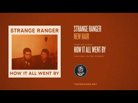 "Strange Ranger Releases New Song ""New Hair"""