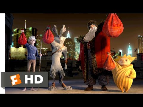 Rise of the Guardians (2012) - Honorary Tooth Fairies Scene (3/10) | Movieclips