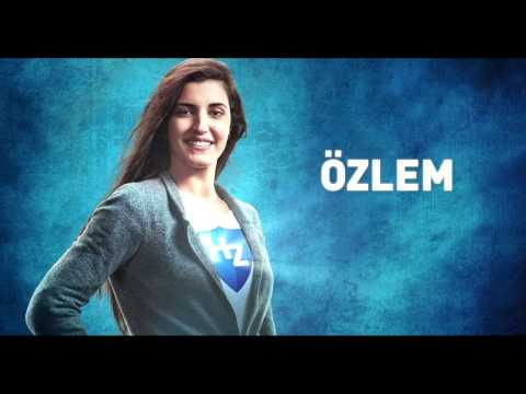 Özlem studeert Social Work aan de HZ University of Applied Sciences