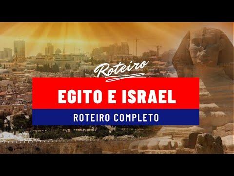 EGITO \u0026 ISRAEL - ROTEIRO COMPLETO! 13 Dias De Viagem Pela TERRA SANTA
