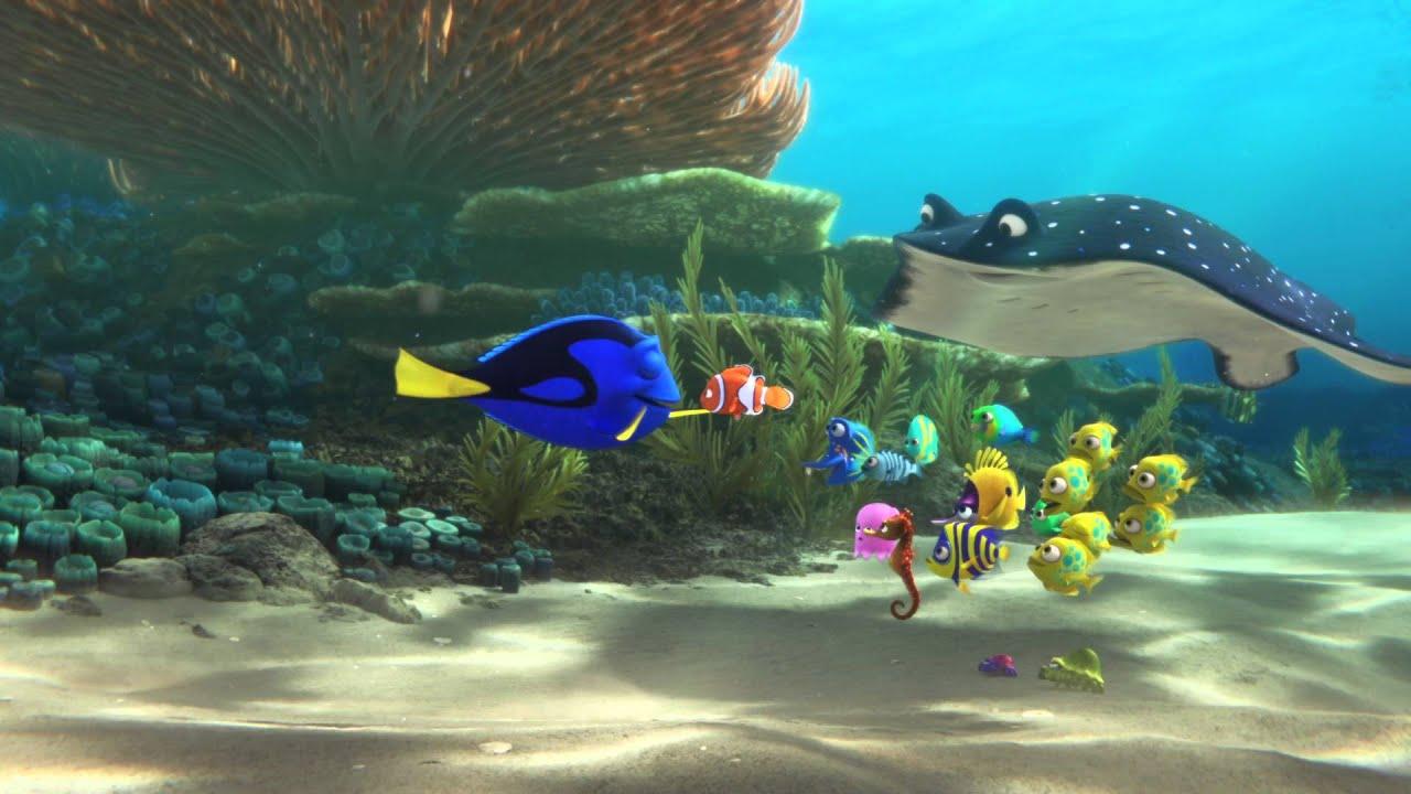 Buscando a Dory | Teaser trailer | Disney · Pixar Oficial - YouTube