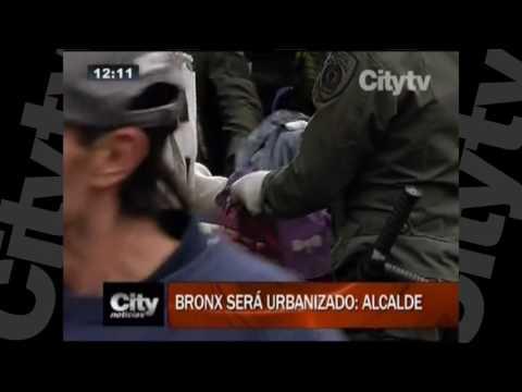 La calle del Bronx será urbanizado |City TV |28 de mayo